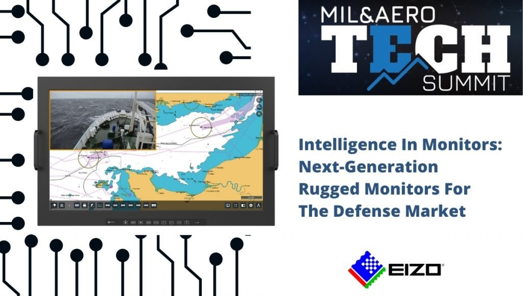 MIL-STD Displays and COTS rugged monitors